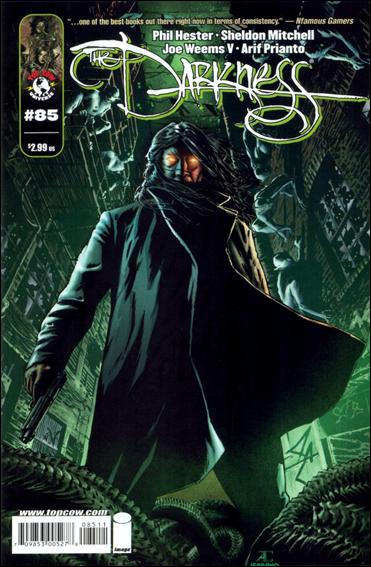 Darkness (1996) 85-A by Top Cow