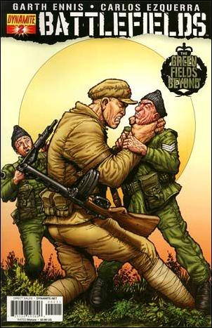 Battlefields (2012) 2-A by Dynamite Entertainment