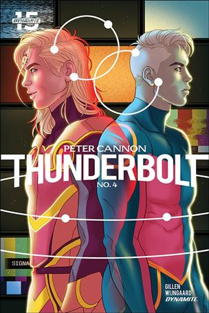 Peter Cannon: Thunderbolt (2019) 4-B