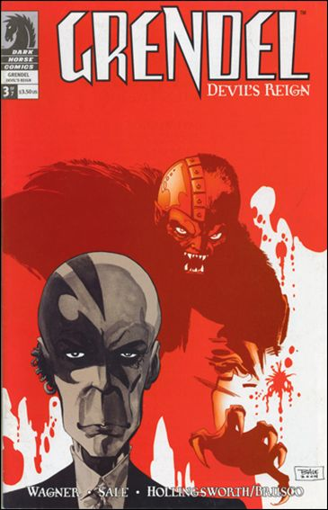 Grendel: Devil's Reign 3-A by Dark Horse