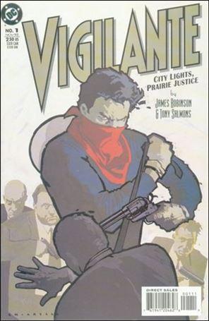 Vigilante: City Lights, Prairie Justice 1-A