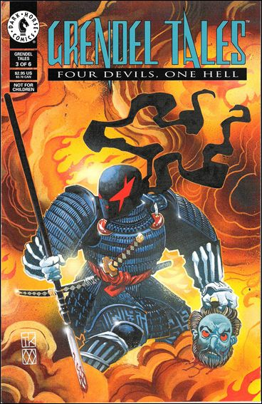 Grendel Tales: Four Devils, One Hell 3-A by Dark Horse