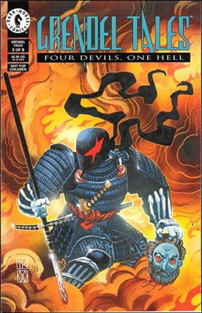 Grendel Tales: Four Devils, One Hell 3-A