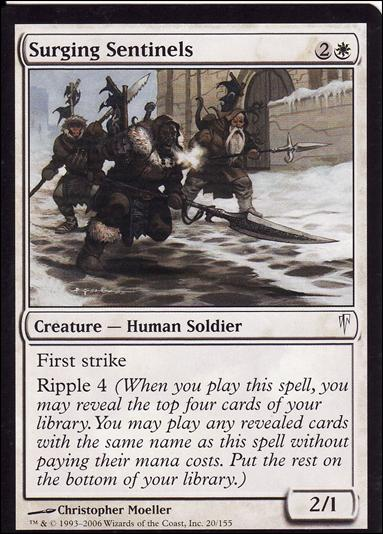 Magic the Gathering: Coldsnap (Base Set)20-A by Wizards of the Coast