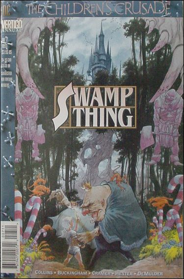 Swamp Thing Annual (1982) 7-A by DC