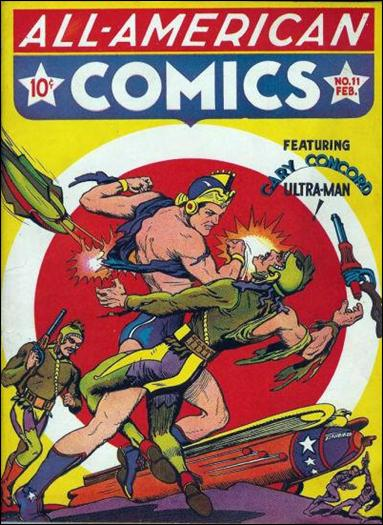 All-American Comics (1939) 11-A by DC