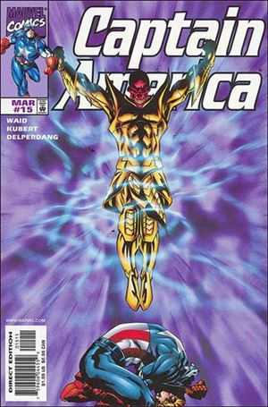 Captain America (1998) 15-A