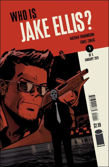 Who is Jake Ellis? 1-A by Image