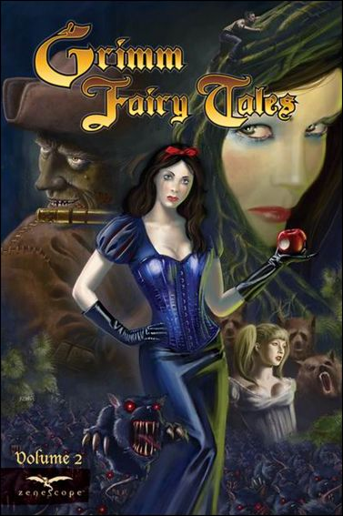 Grimm Fairy Tales 2-A by Zenescope Entertainment