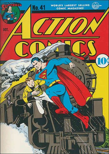 Action Comics (1938) 41-A by DC