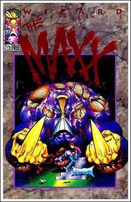 Maxx 1/2-D by Image