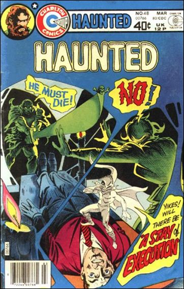 Haunted (1971) 48-A by Charlton
