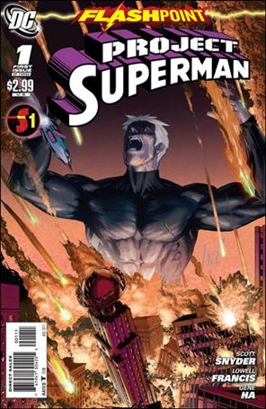 Flashpoint: Project Superman 1-A