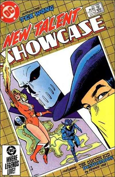 New Talent Showcase (1984) 15-A by DC