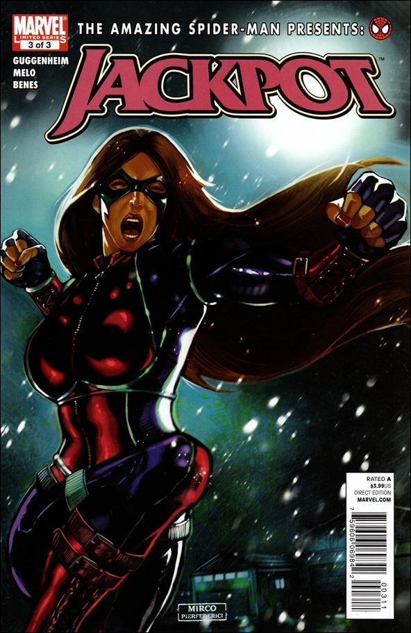 Amazing Spider-Man Presents: Jackpot 3-A by Marvel