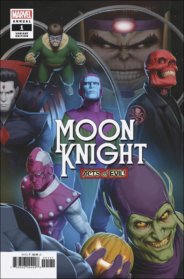 Moon Knight Annual (2019) 1-B by Marvel