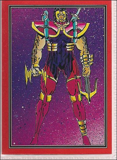 Youngblood: Series 1 (Base Set) 80-A by Comic Images
