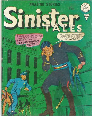 Sinister Tales (UK) 149-A by Alan Class