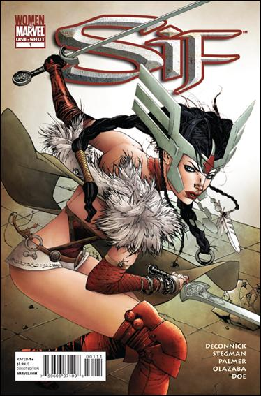 Sif 1-A by Marvel