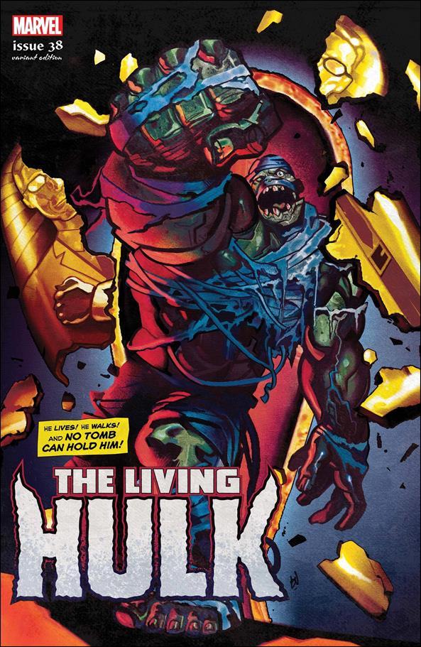 Immortal Hulk 38-C by Marvel