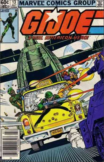 G.I. Joe: A Real American Hero 13-A by IDW