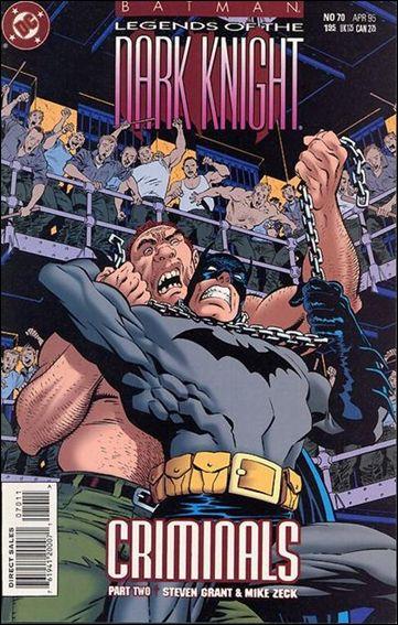 Batman: Legends of the Dark Knight 70-A by DC