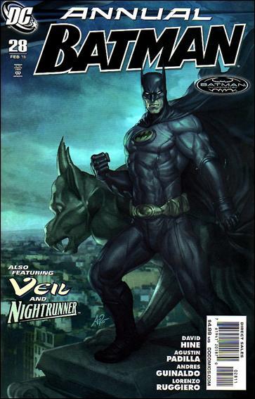 Batman Annual (1961) 28-A by DC