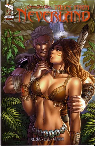 Grimm Fairy Tales: Tales from Neverland 2-B by Zenescope Entertainment