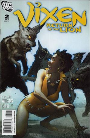 Vixen: Return of the Lion 2-A