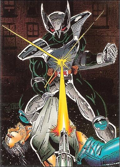 Shadowhawk (Promo) nn-A by Comic Images