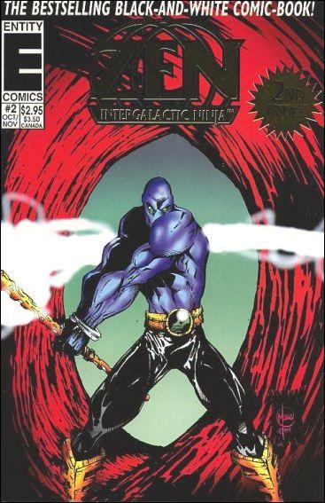 Zen Intergalactic Ninja (1993) 2-A by Entity