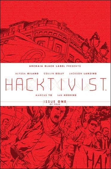 Hacktivist 1-B by Archaia Black Label