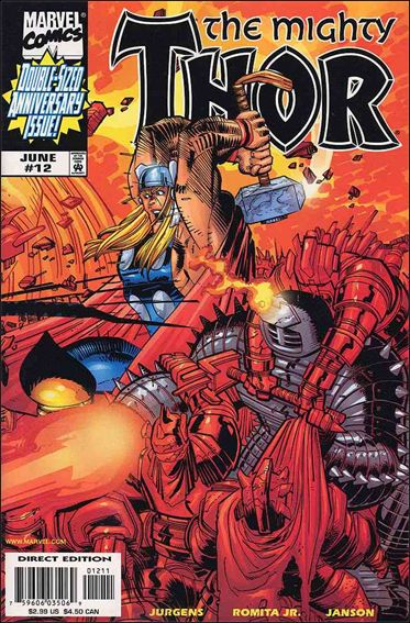 Thor (1998) 12-A by Marvel