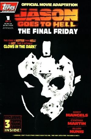 Jason Goes to Hell: The Final Friday 1-A