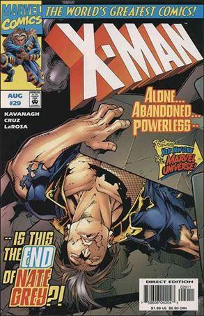 X-Man 29-A