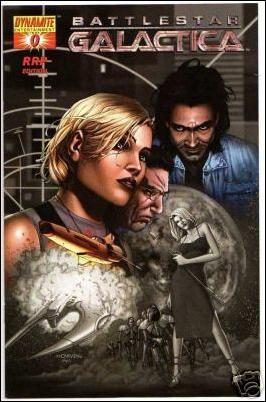 Battlestar Galactica (2006) 0-D by Dynamite Entertainment