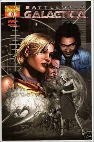 Battlestar Galactica (2006) 0-D