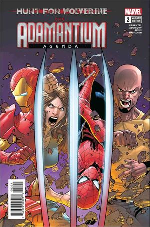 Hunt for Wolverine: The Adamantium Agenda 2-B