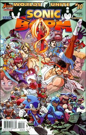 Sonic Boom 10-B