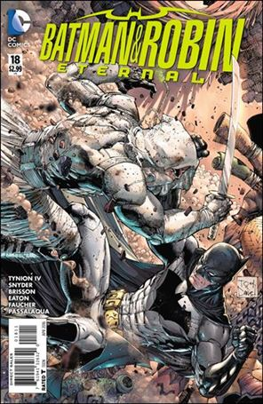 Batman & Robin Eternal 18-A