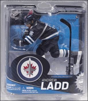 NHL (Series 31) Andrew Ladd (Black Jersey)