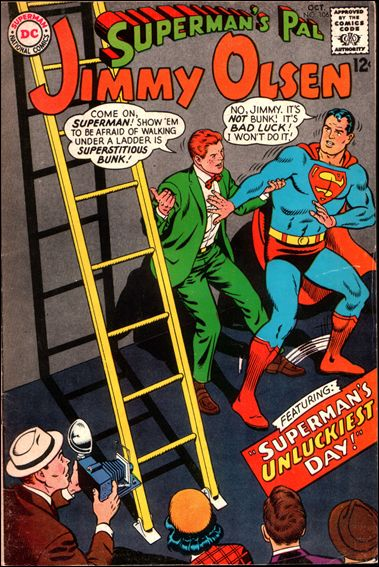 Superman's Pal Jimmy Olsen 106-A by DC
