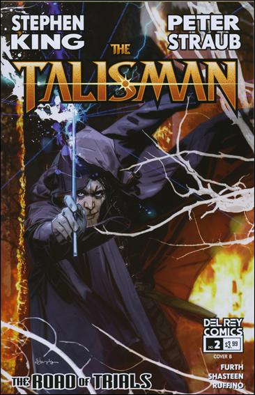 Talisman: The Road of Trials 2-B by Del Rey