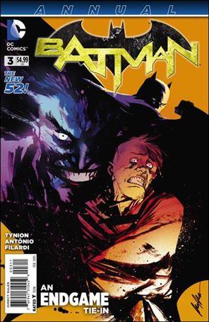 Batman Annual (2012) 3-A