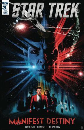 Star Trek: Manifest Destiny 3-B
