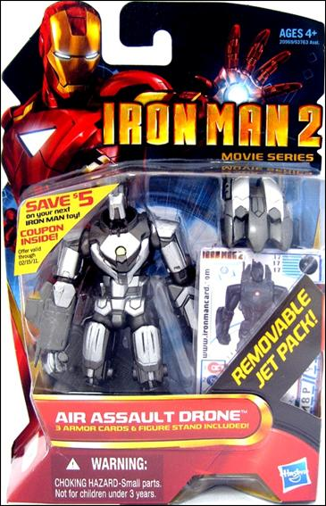 Iron Man 2 Air Assault Drone (Movie Series) by Hasbro