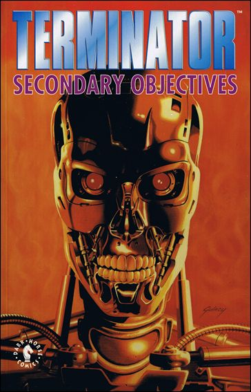 Terminator: Secondary Objectives 1-A by Dark Horse
