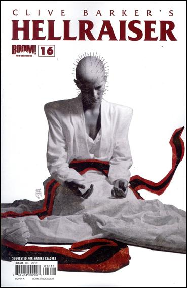 Clive Barker's Hellraiser (2011) 16-A by Boom! Studios