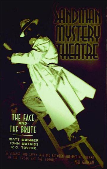 Sandman Mystery Theatre 2-A by Vertigo