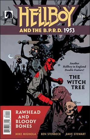 Hellboy and the B.P.R.D.: 1953 - The Witch Tree & Rawhead and Bloody Bones nn-A